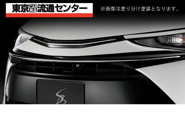 SilkBlaze シルクブレイズ エアロ【50系エスティマ 4型】フロントマークレスグリル【塗り分け塗装】