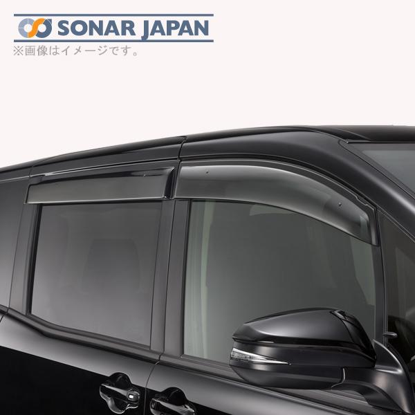 【K'SPEC RETAIL】 VOA ボア【30系アルファード/30系ヴェルファイア】車種専用ドアバイザー
