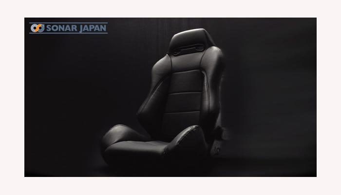 Artina アルティナレカロ シートカバー SR-III専用モデル(限定レッドステッチVer.)