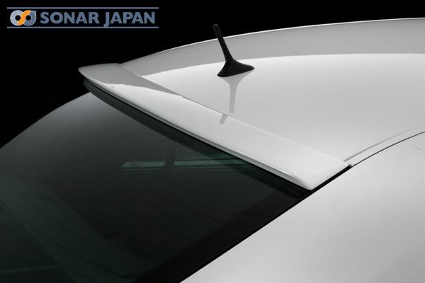 SilkBlaze Cronus シルクブレイズクロノス エアロ【200系クラウン前期】ルーフスポイラー(未塗装)