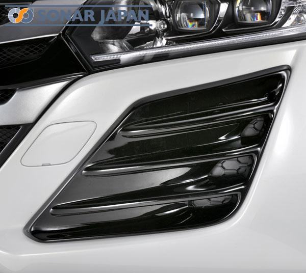 SilkBlaze Lynx シルクブレイズ リンクスホンダ S660 バンパーダクトカバー(202単色塗装)