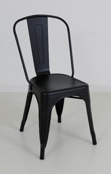 【送料無料(北海道・沖縄・離島は除く)】ピアースメタルチェア 818C -全4色- (4脚セット:1脚当たり¥4,980)【椅子 チェア ダイニングチェア セット 北欧 】