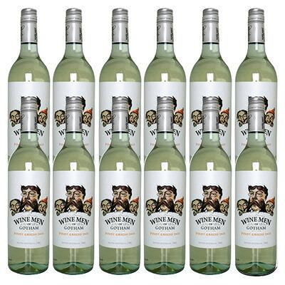 Wine Men of Gotham Pinot Grigio Gotham ワイン メン オブ ゴッサム ピノ グリージョ 12本セット