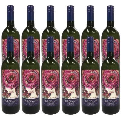 赤 フランスワイン 【ケース売】 ミレジム・グルナッシュ・シラー Millésimes Grenache Syrah x12本【ケース特価】沖縄不可 送料無料 代引不可