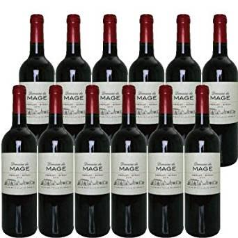 ドメーヌ デュ マージュ メルロ シラー 12本セット 赤ワインセット 1276円/本