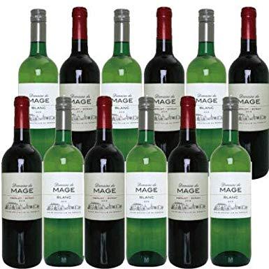 ドメーヌ デュ マージュ メルロ シラー 12本セット 赤ワインセット 1160円/本