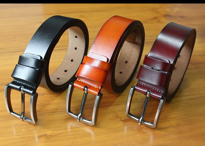 メンズ牛革ベルト メンズ ベルト 牛革 本革ベルト レザー ビジネス カジュアル おしゃれ べると belt 肉厚 かっこいい 革製 新生活 誕生日 父の日