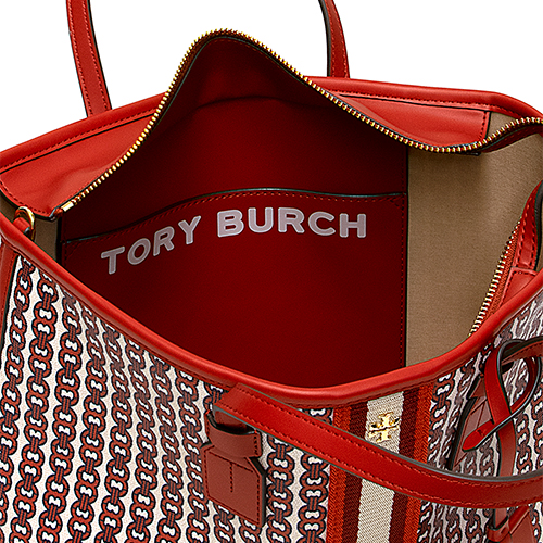 a8353f7eb Brand, Tolly Birch (TORY BURCH). Product, Tote bag. Article number, GEMINI  LINK CANVAS ...