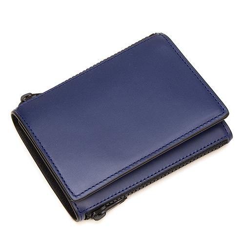 メゾンマルジェラ MAISON MARGIELA 3つ折り財布(小銭入れ付き) ビジューブルー S55UI0269 PS935 T6029 BIJOUBLUE 【送料無料】