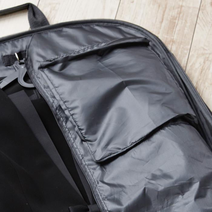 【東京ソワール】 あす楽対応 プチソワール ガーメントバッグ 5699402 ガーメントケース レディース 女性用 フォーマルウェア 持ち運び ポケット