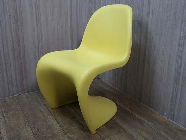Vitra. Panton Chair ヴィトラ パントンチェア イエロー