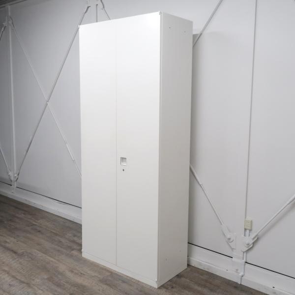 格安 オカムラ レクトライン 両開き書庫 ホワイト OUTLET SALE 4B318Y-ZA75