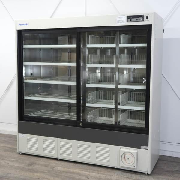 【自社配送エリア限定商品!】 Panasonic 業務用 薬品冷蔵ショーケース W1800mm MPR-1014R-PJ
