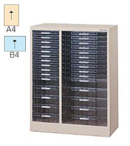 東洋事務器工業(TOYO) A4・B4コンビパステルケース A4浅型10・深型5/B4浅型10・深型5 CDAB4-25210C