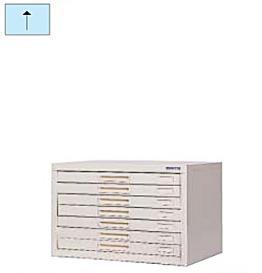 東洋事務器工業(TOYO) B4ユニットケース(スチール) B4引出し7 KB4-107