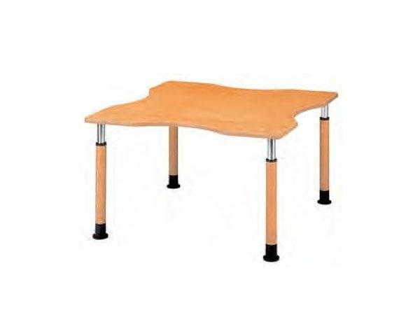 福祉用 テーブル 低床 昇降タイプ FP-1212Q