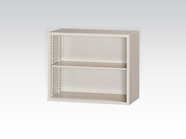 A4対応 オープン書庫 上置専用 W900×D400×H730mm