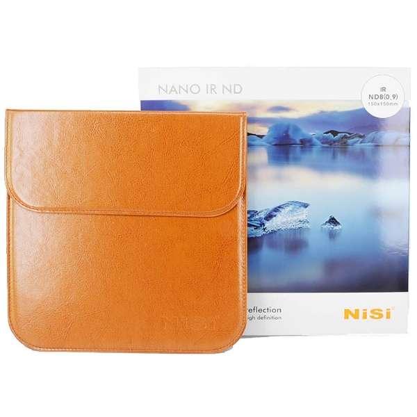 NiSi IRND8 [角型フィルター 150×150mm 3Stops]
