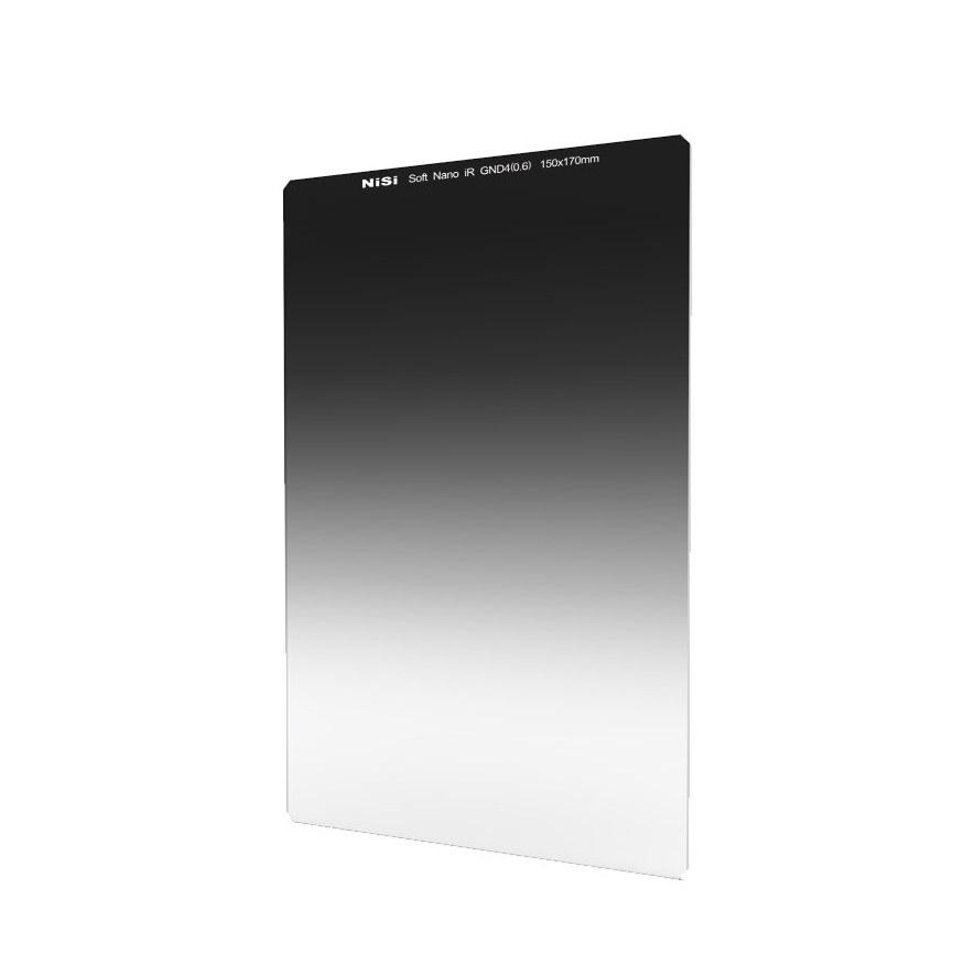 NiSi SNGND(4)06150 [角型フィルター Soft nano GND(4)0.6 150×170mm]