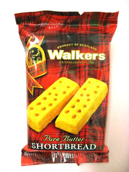 ☆ ☆ 沃克 (Walker) ショートブレッドフィンガー 1 例 (12 枚) 苏格兰传统饼干 !