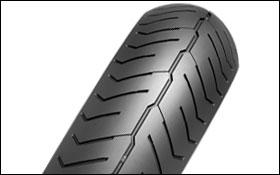 BRIDGESTONE EXEDRA G853 120/70ZR18 M/C (59W) TL フロント用 ブリヂストン・エクセドラ G853商品番号 MCR04243※スズキ・VZ1500(09年-)用