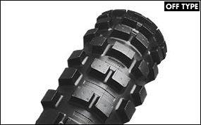 BRIDGESTONE GRITTY ED04 4.60-18 63P WT リア用 ブリヂストン・グリッティED04商品番号 MCS05582