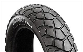 BRIDGESTONE MOLAS ML90 120/80-12 55J TL フロント・リア共用 ブリヂストン ML90商品番号 SCS02162