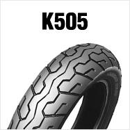 DUNLOP K505 150/70-18 M/C 70H TL リア用 ダンロップ・K505 商品番号230689