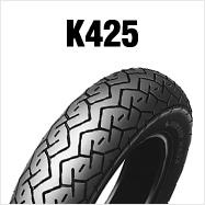 DUNLOP K425G 160/80-15 MC 74S WT登祿普、K425、後部供使用 ※管子型、商品號碼265571