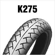 DUNLOP K275 150/70V18 M/C V250(70V)TL リア用 ダンロップ・K275 商品番号218819