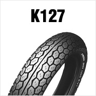 DUNLOP K127 130/90-18 M/C 69V TL リア用 ダンロップ・K127 商品番号121257