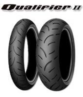 【バイク用フロントタイヤ ラジアルタイヤ】 DUNLOP Qualifier#8545; 120/65ZR17 M/C (56W) TL フロント用 ダンロップ・クオリファイアー2商品番号290549