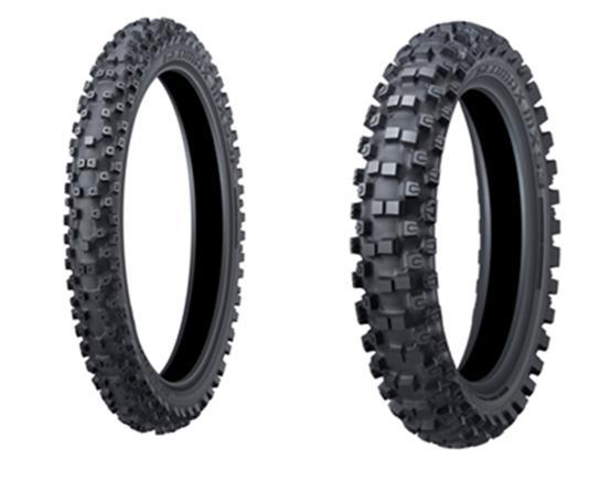 DUNLOP GEOMAX MX53 120/90-19 66M WT リア用 ダンロップ・MX53 競技専用レーシングタイヤ・ミディアム路商品番号333709※公道走行不可