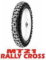 PIRELLI MT21 RALLYCROSS 120/80-18 M/C 62R WT リア用 ピレリ・MT21ラリークロス 商品番号0342000