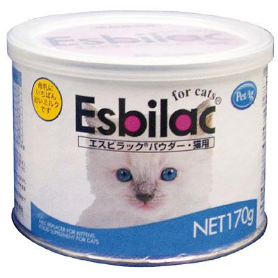 共立製薬エスビラックパウダーミルク(猫)170g×12入【送料無料】