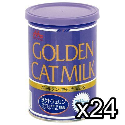 ワンラックゴールデンキャットミルク130g×24入【送料無料】