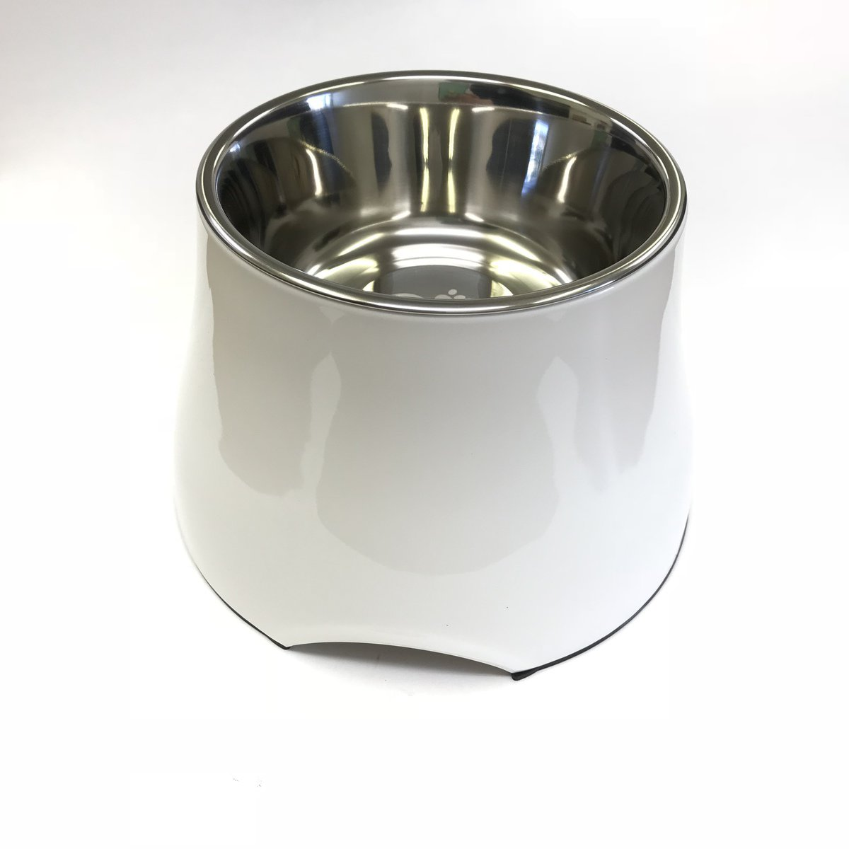 トムキャット [食器]ソリッドカラー ラウンドボウル L ホワイト×8入【送料無料】