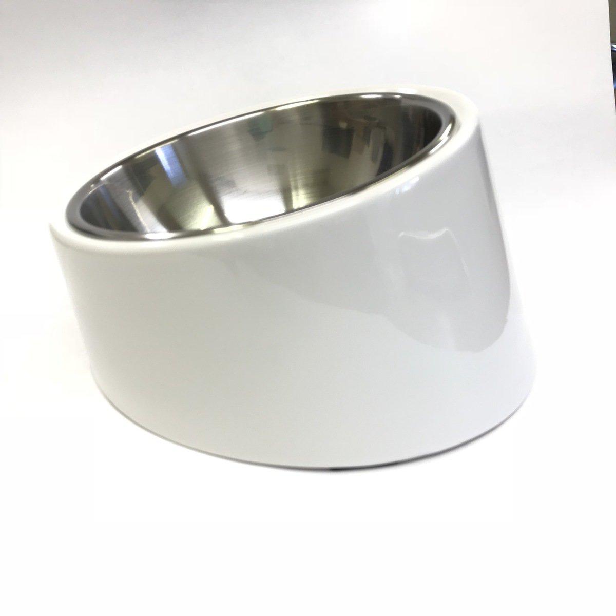 トムキャット [食器]スロープボウル M ホワイト×12入【送料無料】