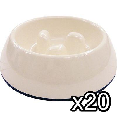 ゆっくりゆっくり食器M×20入【送料無料】