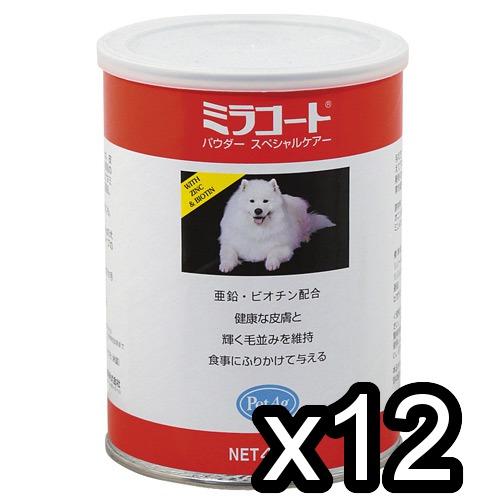 共立製薬ミラコートパウダー スペシャルケア 454g×12入【送料無料】