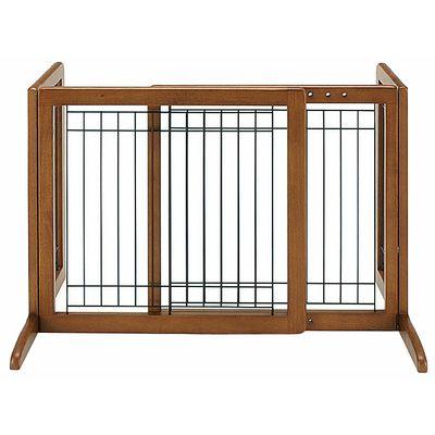 【お取寄せ品】リッチェル木製おくだけゲート レギュラー【送料無料】
