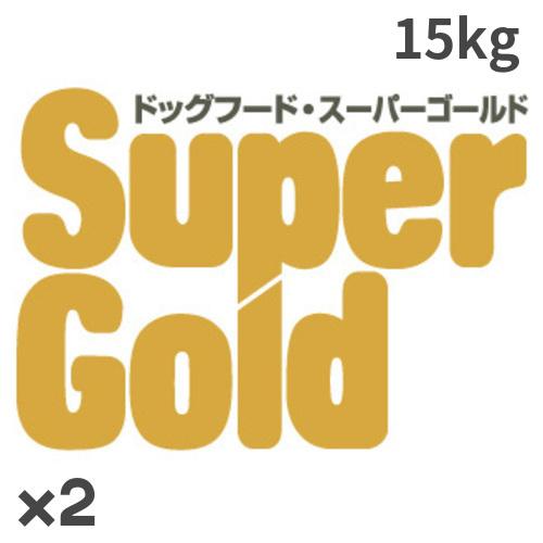 森乳サンワールド スーパーゴールド チキンプラス 成犬用 15kg×2入【送料無料】