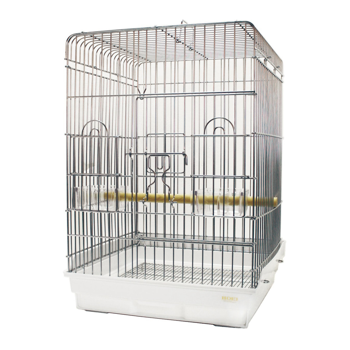 【お取寄せ品】HOEI HOEI 465 オウムステンレス 鳥用【送料無料】