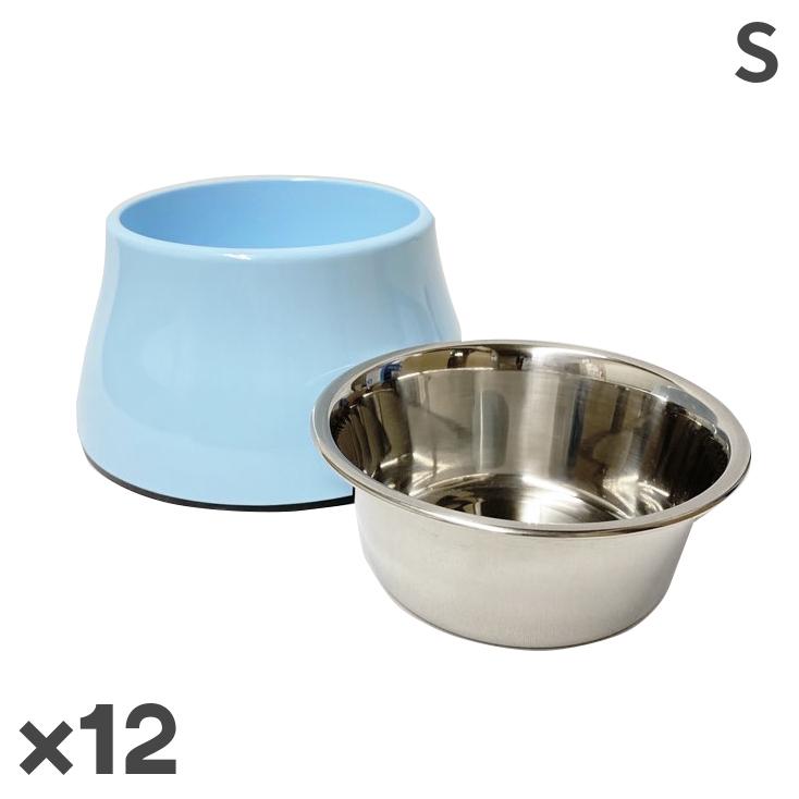 トムキャット [食器]ソリッドカラー ラウンドボウル S  ブルー×12入【送料無料】
