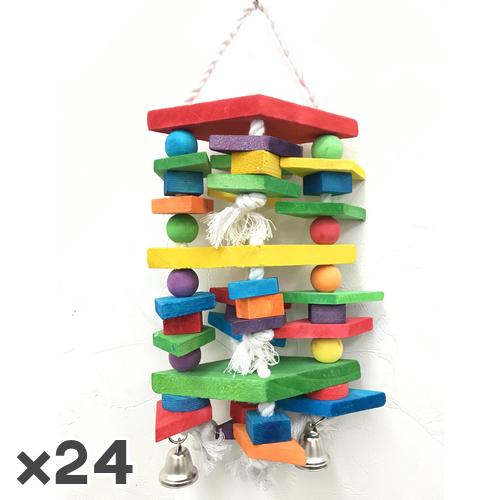 VAN PET 鳥さんのおもちゃ 2 (LBW-0086)×24入【送料無料】