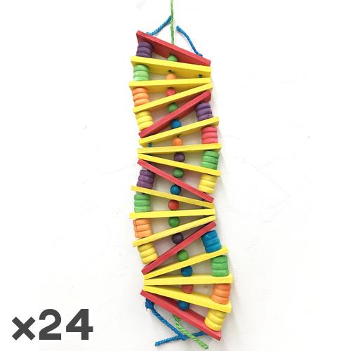 VAN PET 鳥さんのおもちゃ 5 (LBW-0159)×24入【送料無料】