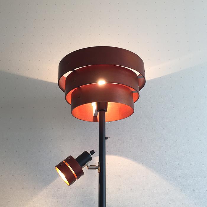 特売 40W相当LED電球2個付 LED電球2個付 フロアライト スタンドライト フロアスタンド エレガント おしゃれ マーケティング 北欧 led