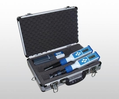 全国送料無料 笠原理化工業(Kasahara) 溶存酸素計・汚泥濃度計セット MLDO-30N