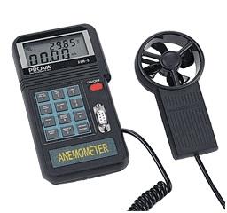 全国送料無料TES社[AVM-05] 風量・風力測定器 AVM-05