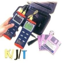 全国送料無料AZ社[AZ8852]K/J/T型熱電対温度計  AZ8852